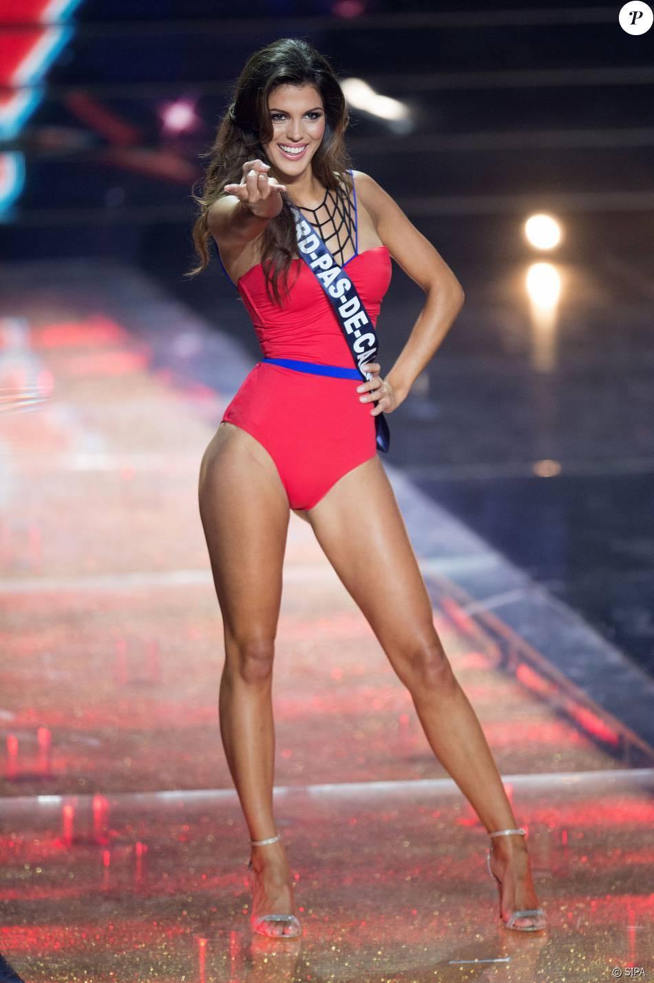 Le meilleur des miss France en bikini !