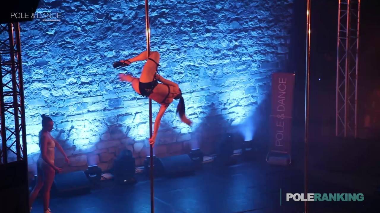 L'art du Pole Dance a l'honneur !