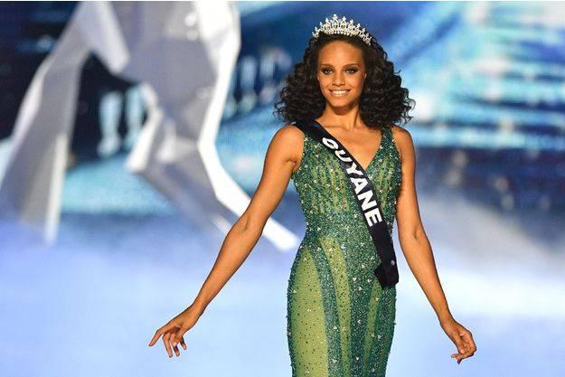 La nouvelle Miss France sans culotte !